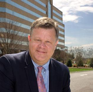 Jeff Lindsay is president of Forsyth Medical Center and chief operating officer for the Winston-Salem and eastern North Carolina markets.