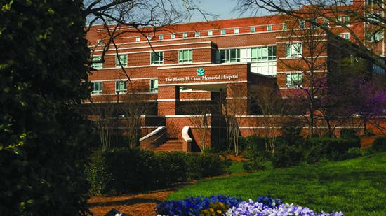 Cone Health, in the midst of a $200 million North Tower expansion at Moses H. Cone Memorial Hospital, agreed to a merger with Alamance Regional Medical Center because the institutions shared a common vision.
