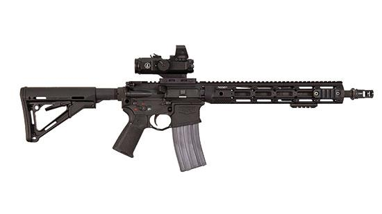 The R4, which is manufactured by Remington Arms.