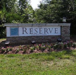 Charlotte-based Regent Homes plans to build about 250 homes in the next several years at two unfinished developments, including The Reserve near Rock Creek Center.
