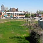 Could a downtown Greensboro performance center go in the South Elm St. development?