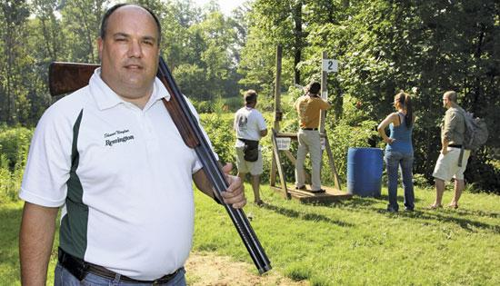 Shane Naylor is president and founder of Shane's Sporting Clays in Summerfield.