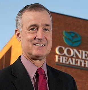Cone Health CEO Tim Rice