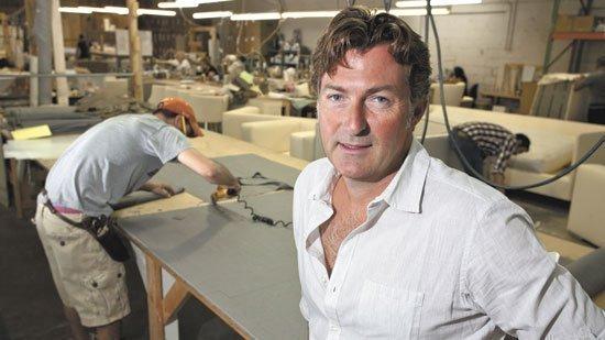 Tom Verellen is owner and president of Varellen Inc. in High Point.
