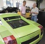 Statistics show Triad's wealthiest are spending again