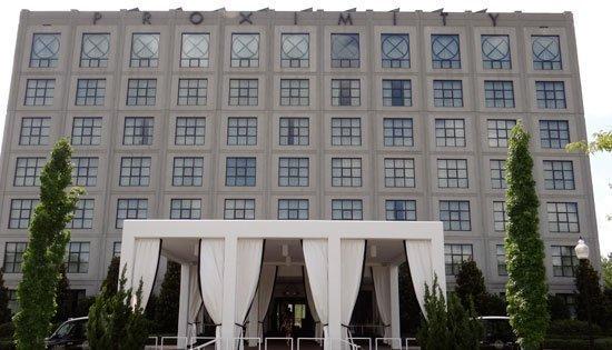 The Proximity Hotel in Greensboro