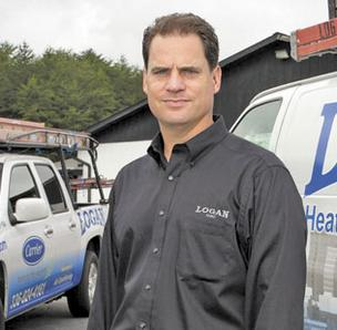 Scott Boyles is owner and president of Logan Heating and Air Conditioning in Winston-Salem.