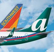 Southwest Airlines acquired AirTran Airways in 2011.