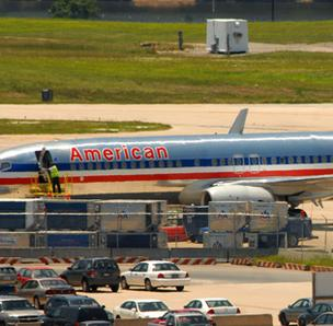 American Airlines ranked No. 7 on the Pittsburgh Business Times list of the 25 largest airlines serving Pittsburgh International Airport.