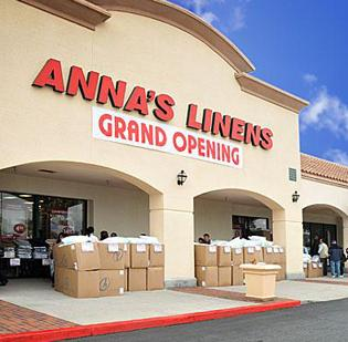 A file photo of a new Anna's Linens store opening. Wonderland of the Americas will soon have its own Anna's Linens next month.