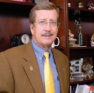 Four Oaks President Ayden R. Lee, Jr.