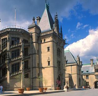 The Biltmore Estate in Asheville was North Carolina's most-visited tourist attraction in 2012.