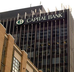 Capital Bank (NASDAQ:CBF) is based in Coral Gables, Fla., but its executive team, led by former longtime Bank of America exec Gene Taylor, has offices in Charlotte.