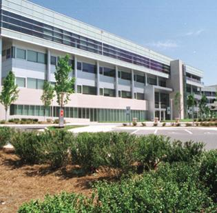 Cisco operates a large facility in Research Triangle Park.