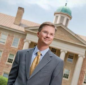 Chancellor Holden Thorp announced in September he will step down in June.