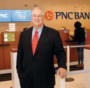 PNC Chairman and CEO Jim Rohr