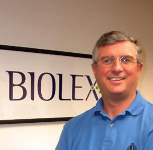 Jan Turek heads up Biolex Therapeutics.