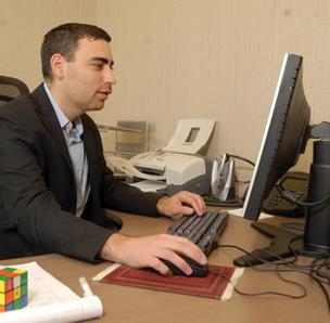 Jesse Lipson, in file photo, heads up Citrix's Raleigh group.