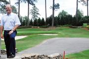 John McConnell now owns eight golf course in the Carolinas.