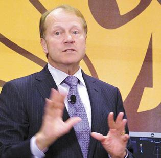 Cisco's John Chambers sounds off at CES.