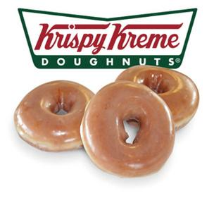 Krispy Kreme is expanding in India.