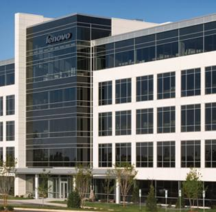Lenovo is a Chinese computer maker that has its executive headquarters in Morrisville.