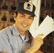 The eighth worst job was mail carrier.