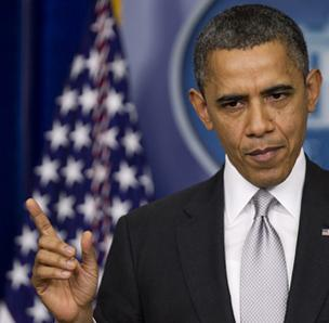 President Barack Obama signed 23 proposals on gun control Wednesday.