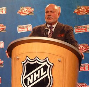 Peter Karmanos is the majority owner of the Hurricanes hockey franchise.