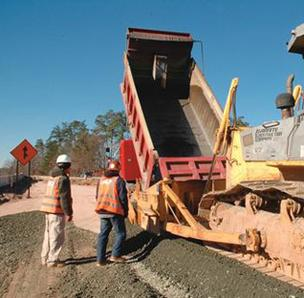 Garvee bonds are used to finance road construction projects in North Carolina.