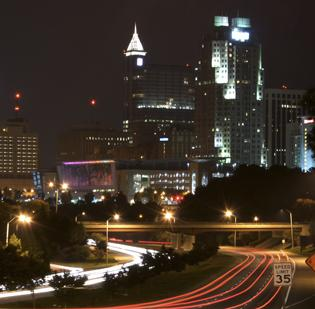 Raleigh residents feel safe in their city, generally speaking.