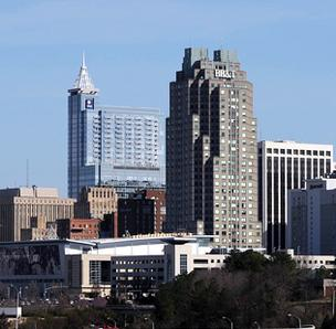 Downtown Raleigh added 10 new businesses in the first quarter.