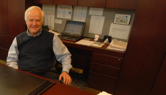 Rick McNeel heads Lord Corp. in Cary.