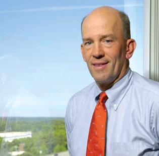 Scott Custer's firm took over Crescent State Bank.
