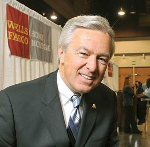 Wells Fargo Chairman and CEO John Stumpf.