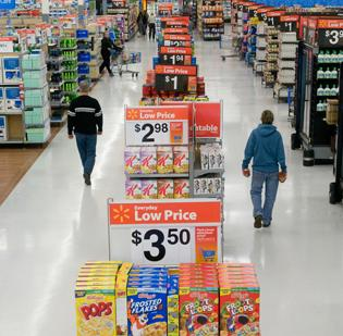 Employees of Wal-Mart will pay between 8 percent and 36 percent more for their health care coverage for 2013.