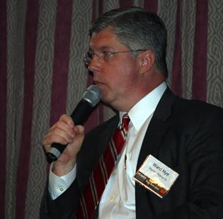 Martin Marietta CEO Ward Nye earned more than $3 million in 2012.