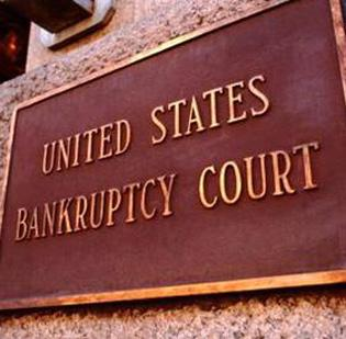 Bankruptcies in Wake County are declining sharply.
