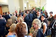 TBJ's 2012 CFO Awards luncheon was held at the Downtown Marriott in Raleigh.
