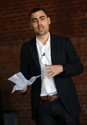 Jesse Lipson founded ShareFile in Raleigh. Among his terms when Citrix wanted to acquire? To be able to keep his company in the Triangle.