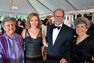 Meredith Stringfield Oates, Josie Walker, David Walker, Charlotte Martin, North Carolina Symphony