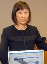 Ping Fu sold her company to 3D Systems.