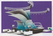 A rendering of a fabrication material product offered by The Godfrey Group.