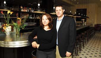 Kevin and Stacy Jennings own the Urban Food Group in Raleigh.