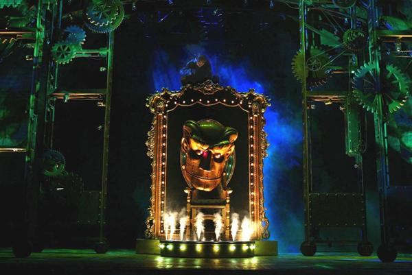 """The musical """"Wicked"""" will be performing at the DPAC from May 2 through May 27."""
