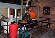 The roaster Videri uses to roast its cocoa beans.