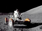 NASA crews visited the moon several times starting in 1969, but mankind hasn't been back in 40 years.