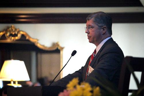 Ward Nye is the CEO at Raleigh-based Martin Marietta.