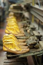 Shoe and Footwear Manufacturing has seen an average annual revenue contraction of 4.9 percent over the past 10 years.