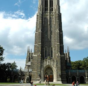 Duke University has extended admissions letters to 3,105 students.